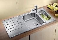 установка мойки в ванной